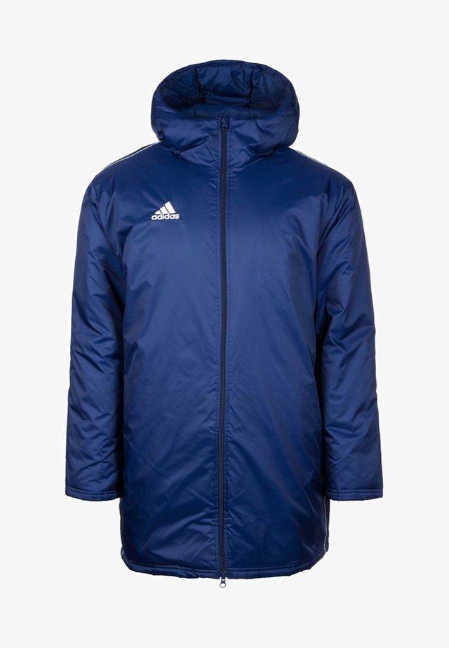 CORE 18 - Waterproof jacket - dark blue / white