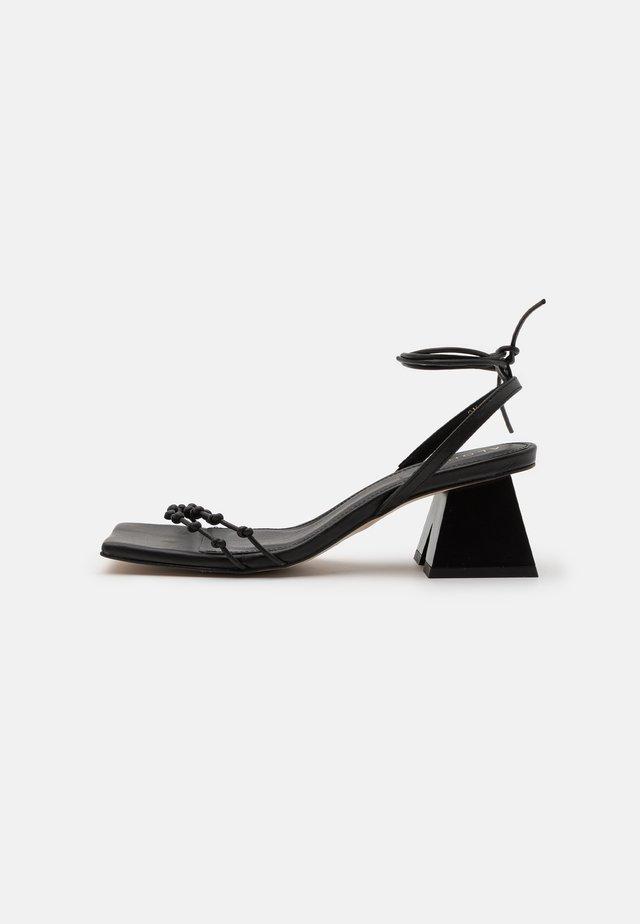 JUNIPER - Sandaler - black