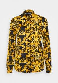 Versace Jeans Couture - LADY SHIRT - Košile - black - 6