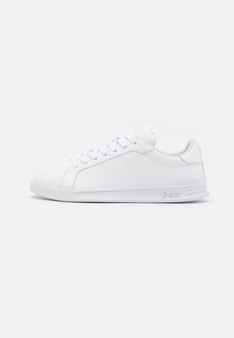 Polo Ralph Lauren - TOP LACE UNISEX - Tenisky - white