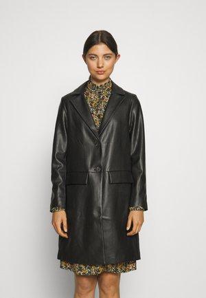 ONLSARA CARRIE COAT - Mantel - black