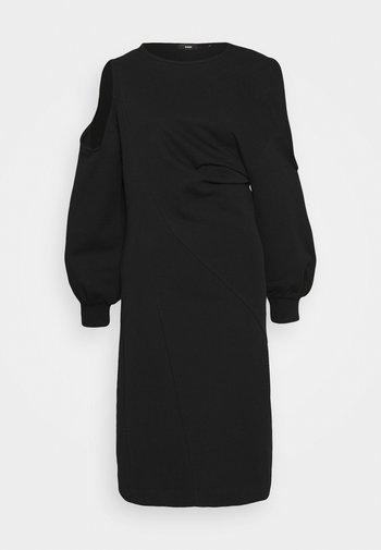 REVERT DRESS - Day dress - black
