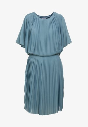 PLEATED DRESS - Cocktail dress / Party dress - river