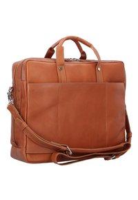 Harold's - HERITAGE - Briefcase - cognac - 1