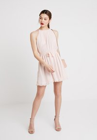 Abercrombie & Fitch - DRESS - Cocktail dress / Party dress - pink - 1