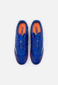 Joma - PROPULSION - Voetbalschoenen met kunststof noppen - blue - 3
