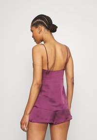 Women Secret - SHORT SET - Pijama - lilacs - 2