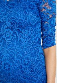 MAMALICIOUS - MLMIVANA DRESS - Vestido de cóctel - nautical blue - 6