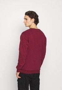 Ellesse - SUCCISO - Sweatshirt - burgundy - 2