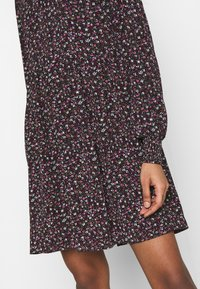 JDY - JDYPIPER SHORT DRESS - Kjole - black/pink - 5