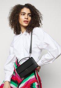 Diane von Furstenberg - CARSON STRIPE SKIRT - Maxi skirt - multi-coloured - 4