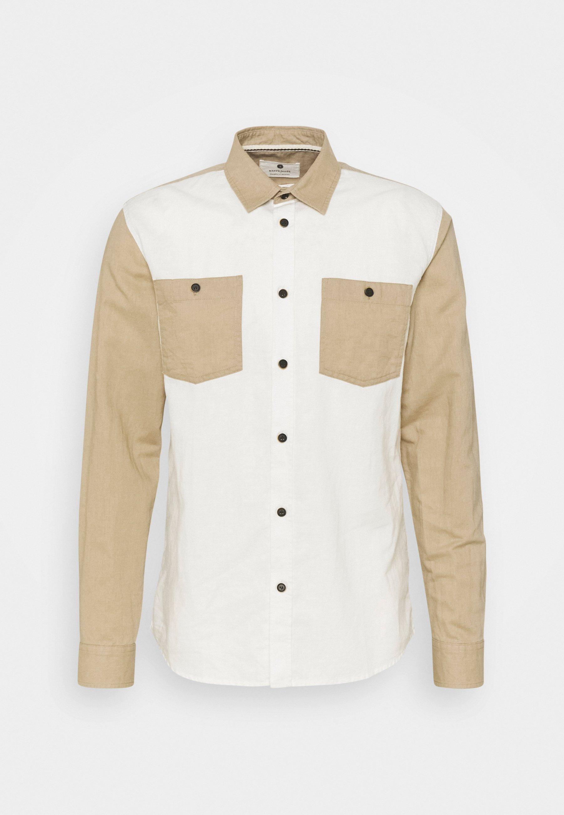 Men AKLOUIS BLOCK SHIRT - Shirt