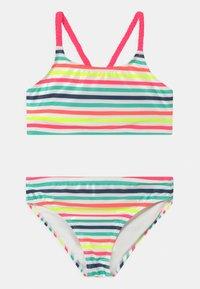 GAP - GIRL BRAIDED STRAP SET - Bikinier - retro rainbow - 0