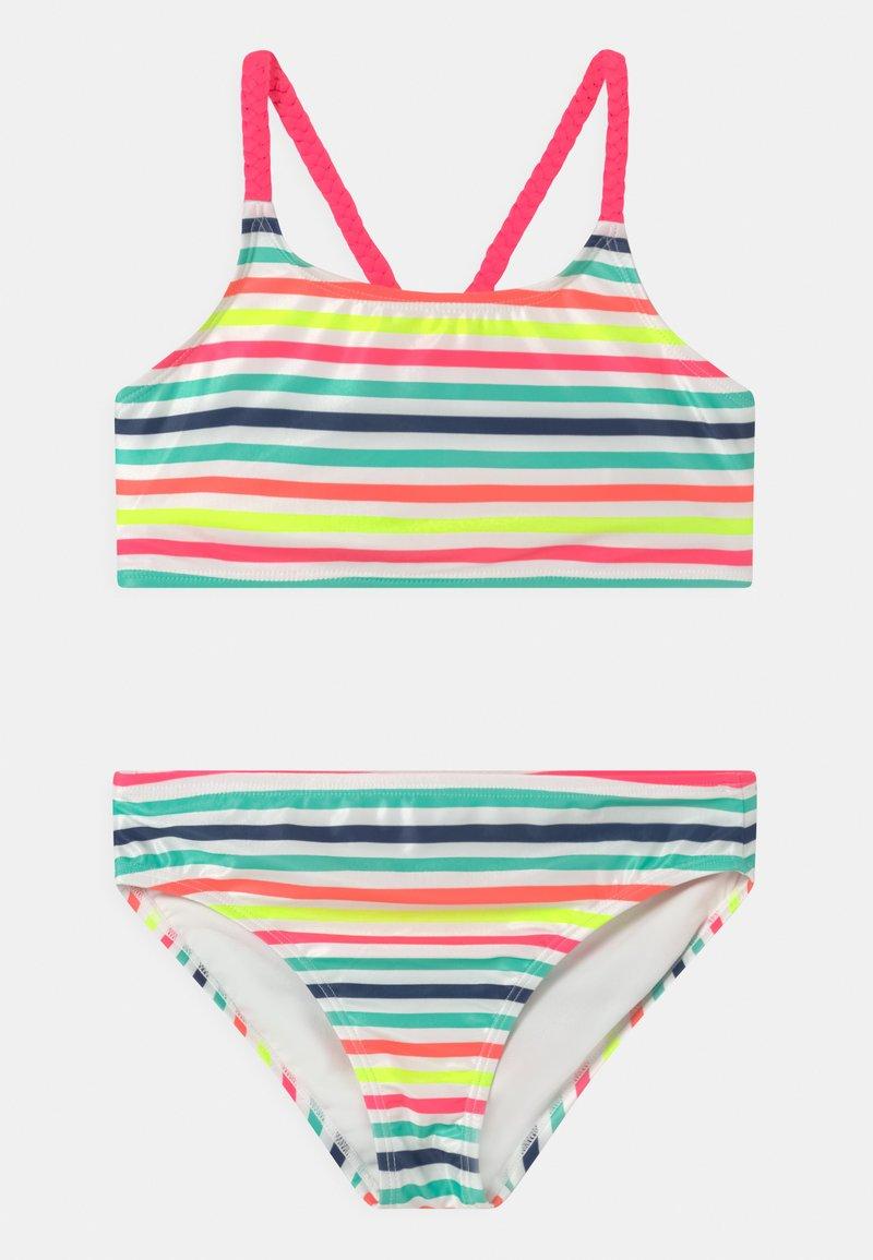 GAP - GIRL BRAIDED STRAP SET - Bikinier - retro rainbow
