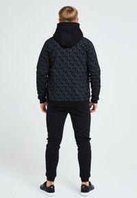 Illusive London Juniors - Zip-up sweatshirt - black - 1