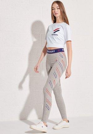 CHENILLE  - Print T-shirt - optic