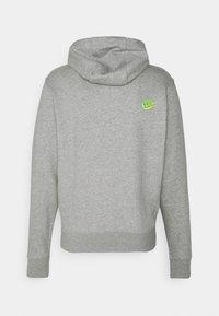 Nike Sportswear - Jersey con capucha - grey heather/base grey - 1