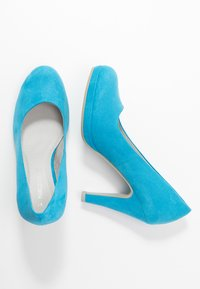 Marco Tozzi - High heels - malibu blue - 3
