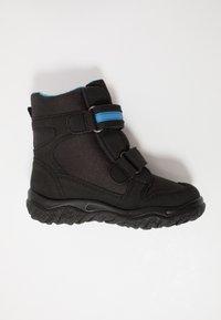 Superfit - HUSKY - Winter boots - schwarz/blau - 1