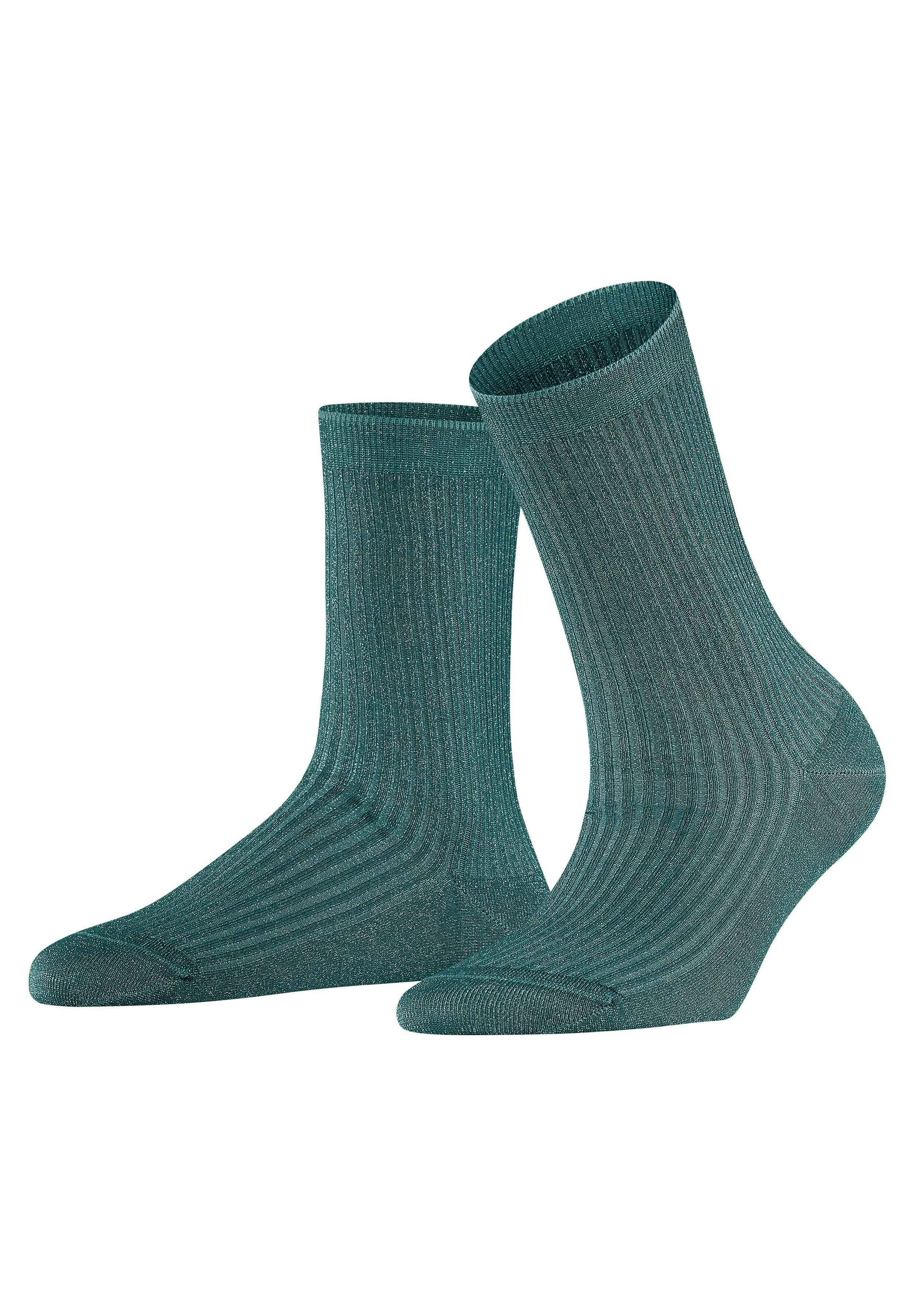 Femme SHINY - Chaussettes - peacock
