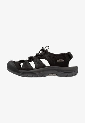 VENICE II H2 - Walking sandals - black/steel grey