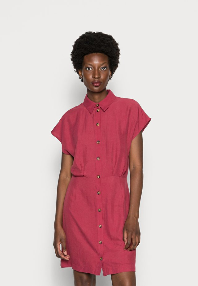 FERRY  - Skjortekjole - pink