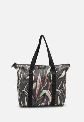 GWENETH LEAFY BAG - Tote bag - alfalfa