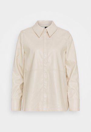 ANNIE - Button-down blouse - kitt
