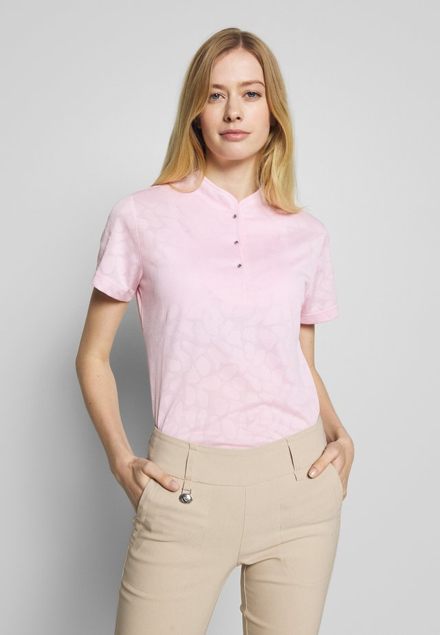 UMA - Print T-shirt - pink