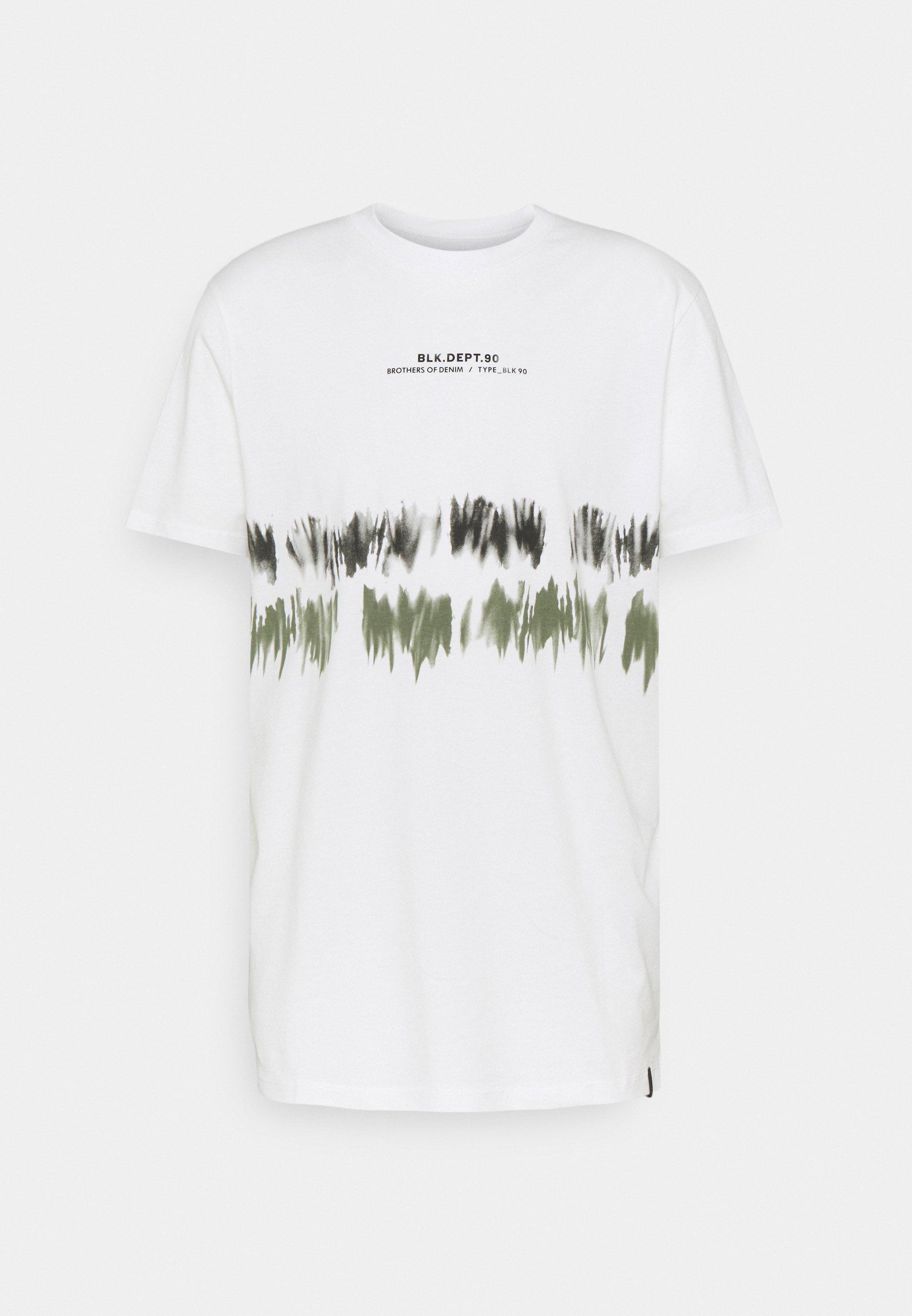 Men JORBETTER TEE CREW NECK - Print T-shirt