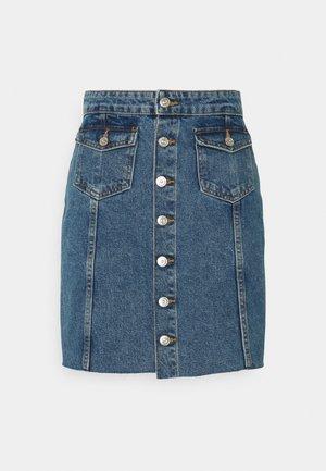 ONLLAGUNA LIFE  - Jupe en jean - medium blue denim