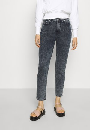 MOM - Jeans baggy - blue black