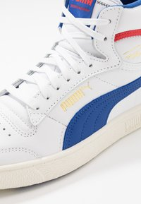 Puma - RALPH SAMPSON - Baskets montantes - white/surf the web/marshmallow - 5