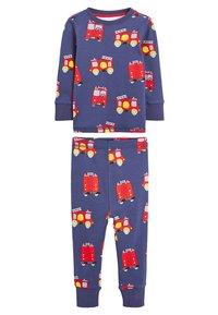 Next - 3 PACK  - Pyjama - blue - 2