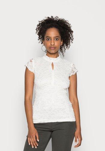 TOP - Blusa - off white