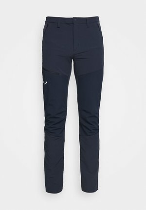 PUEZ ORVAL - Trousers - navy blazer