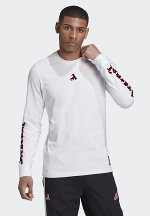 ARSENAL SEASONAL SPECIAL LONG-SLEEVE TOP - Long sleeved top - white