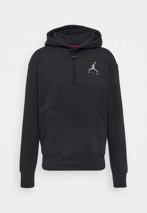 JUMPMAN AIR - Bluza z kapturem - black/(white)