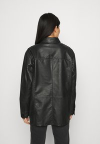 Deadwood - SHORELINE - Short coat - black - 2