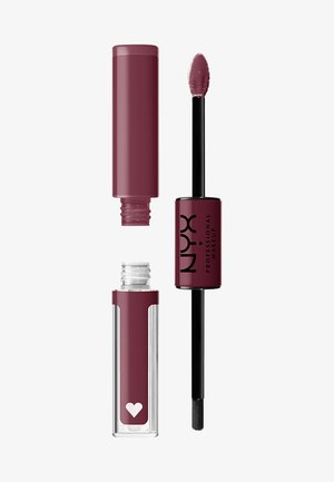 SHINE LOUD HIGH PIGMENT LIP SHINE - Lip gloss - never basic