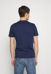 Blauer - MANICA CORTA - T-shirt med print - blu zaffiro - 2