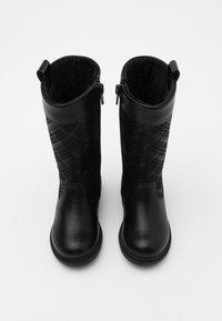 Friboo - Botas - black - 3