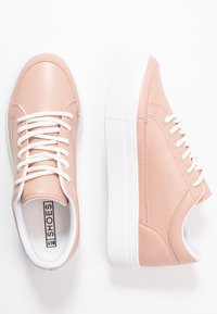 Nly by Nelly - PERFECT PLATFORM - Trainers - pink - 3