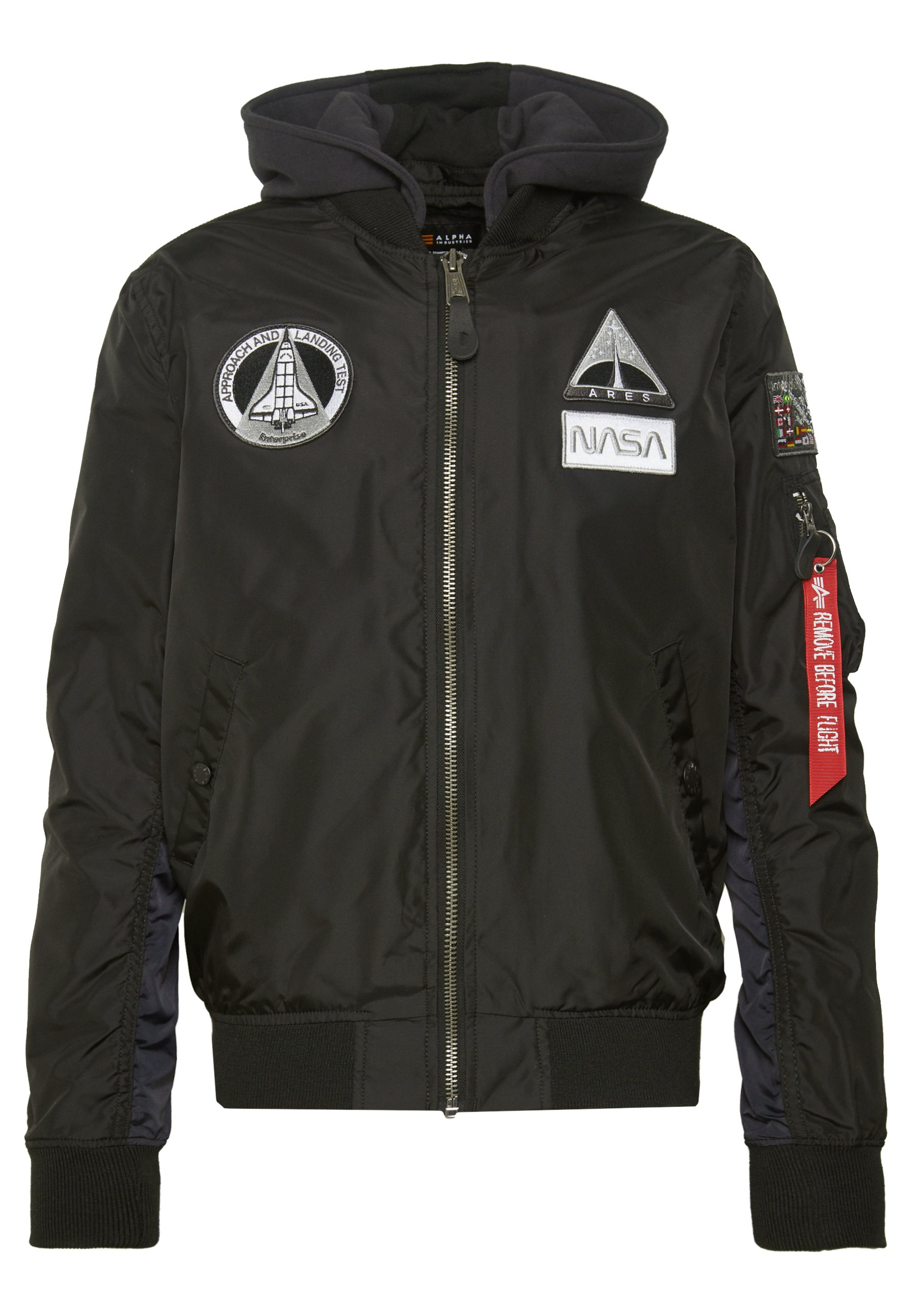 Alpha Industries Blouson - black