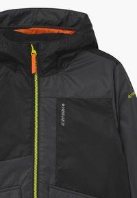 Icepeak - LOWDEN UNISEX - Snowboard jacket - granite - 3