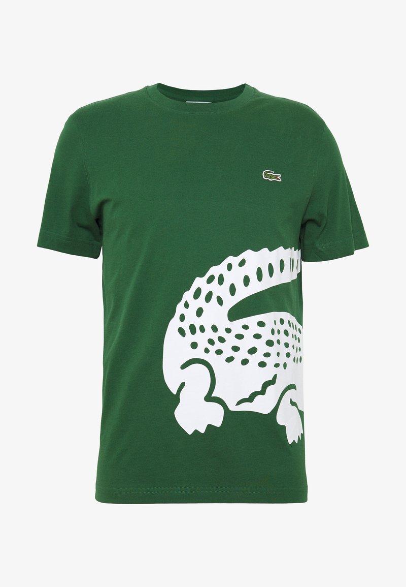 Lacoste - TH5139 - Print T-shirt - green