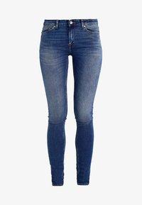 SLIGHT     - Skinny džíny - medium blue