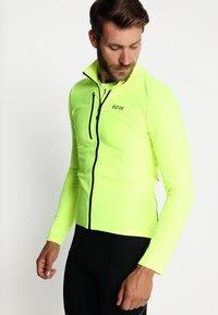 Gore Wear - THERMO  - Fleecová bunda - neon yellow - 0
