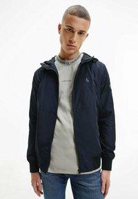 Calvin Klein Jeans - Summer jacket - night sky - 0