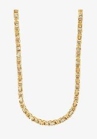 FAVS - HERREN-HERRENKETTE - Necklace - gelbgold - 1